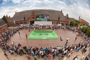 Vans Downtown Showdown Amsterdam Results