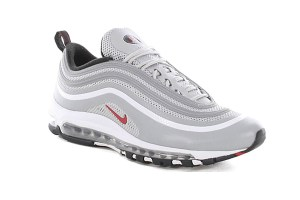 Air Max 97 Hyperfuse Premium QS (Metallic Silver)
