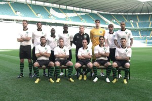 Celtic Football Club 125th Anniversary Kit