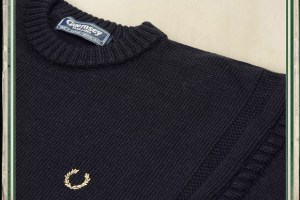 Fred Perry 'Friends of Fred' x Guernsey Woollens