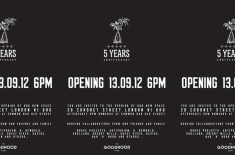 The Goodhood Store 5th Year Anniversary
