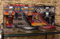 Pendleton for Dr Martens Collection