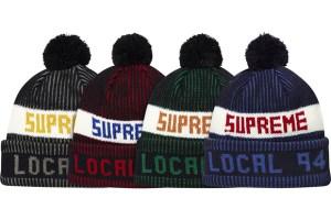Supreme Fall/Winter '12 (Drop 5)