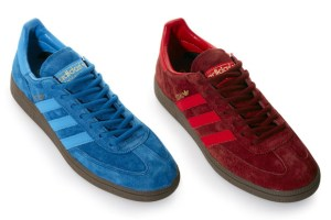 adidas Originals Spezial (Dark Royal & Mars Red)