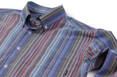indcsn Costanza shirt & coaches jacket