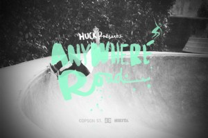 Huck presents 'Anywhere Road' exhibition by girls who skate