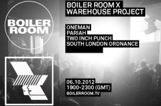 Boiler Room x Warehouse Project Live Stream