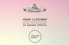 Big Eyes Little Soles celebrate 2nd birthday with Liminal Sounds