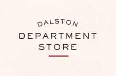 Dalston Department Store pop-up store