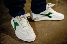 Diadora B.Original (White/Green & White/Blue)