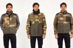 Penfield Black Bear camouflage collection
