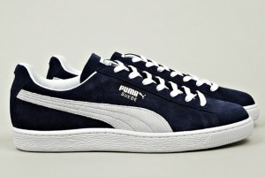 Puma 'Made In Japan' Premium Suede