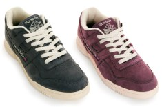 Reebok Workout Plus Vintage (Soft Black & Burgundy)