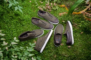 Vans California x Barbour Capsule Collection