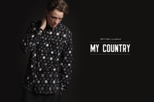 "Goodhood AW12 Mens Lookbook ""My Country"""