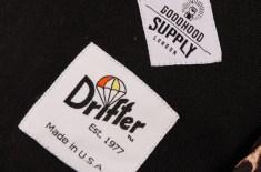 Goodhood x Drifter Bags Day Pack