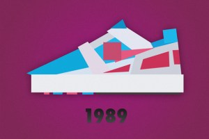 Debut: Nike Sneaker Illustrations by Jack Stocker