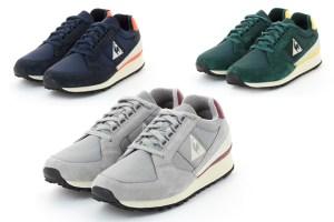 Le Coq Sportif Eclat triple pack (Grey, Navy & Green)