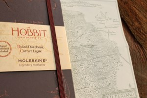 Moleskine x The Hobbit Limited Edition Collection