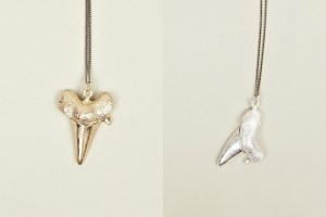 Paul Smith Shark Tooth Necklaces