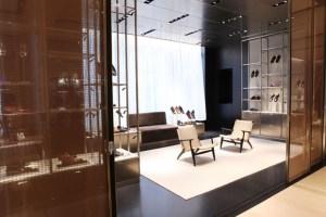 Selfridges open world's largest men's shoe department