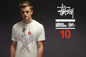 Stüssy x Mark Ward x Urban Industry 10 Year Anniversary T-shirt