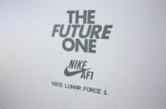 Recap: Nike Lunar Force 1 London Launch