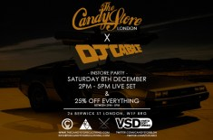 The Candy Store x DJ Cable In-Store