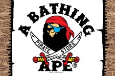 A Bathing Ape Pirate Store Returns
