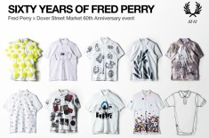 Fred Perry x Dover Street Market 60th Anniversary Event