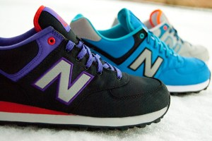 New Balance 'Windbreaker' 574 Pack