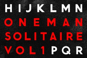 Oneman launches own mixtape series; Solitaire Vol. 1