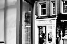 Sunspel opens store in Marylebone