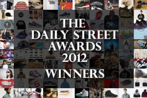 The Daily Street Awards 2012 Winners