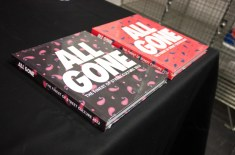 Recap: ALL GONE 2012 Book Launch London