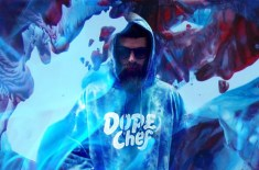 Dope Chef Blue Magic Hoodie