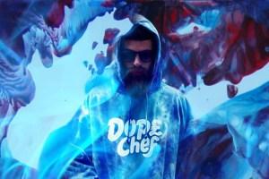 Dope Chef Blue Magic Hoodie