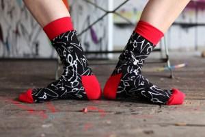 Happy Socks x Love Me