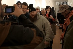 Noisey's 48 Hours With Action Bronson