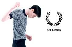 Raf Simmons x Fred Perry Spring/Summer '13 Collection