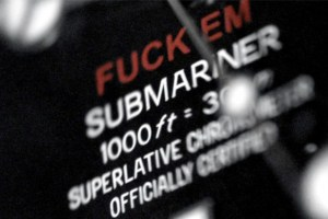 Supreme x Rolex Submariner for Spring/Summer 2013