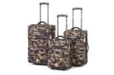 Carhartt WIP x UDG Camo Island Print Luggage