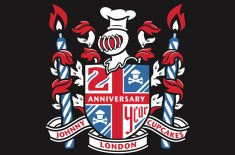 Johnny Cupcakes London 2 Year Anniversary