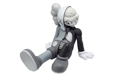 KAWS 'Resting Place' Companion (Grey)