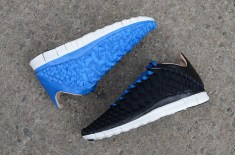Nike Free Inneva Woven SP (Photo Blue & Black)