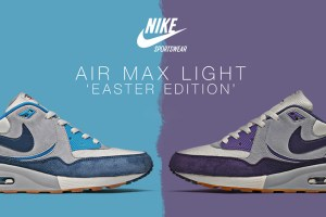 Nike Air Max Light 'Easter Edition' (size? Exclusives)