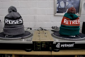 Retreat x Roses Gabor Beanies