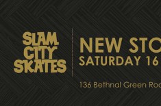 Slam City Skates Open East London Store