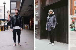Street Style: 'Lived in' Converse Chuck Taylor's