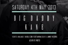 Big Daddy Kane at Beat Bar (Leeds)